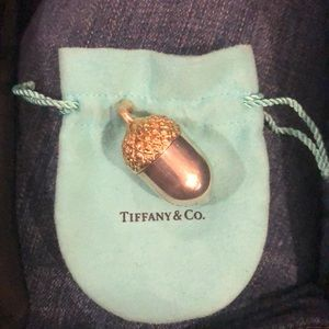 Tiffany & Co Acorn Pill Box